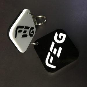 FEG (Frontier Elite Gaming) Keychain